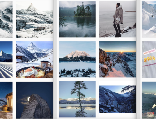 Die TOP 15 der beliebtesten Skigebiete auf Instagram im deutschsprachigen Raum