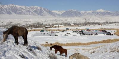 Skifahren Kirgistan - Quelle: www.fti.de