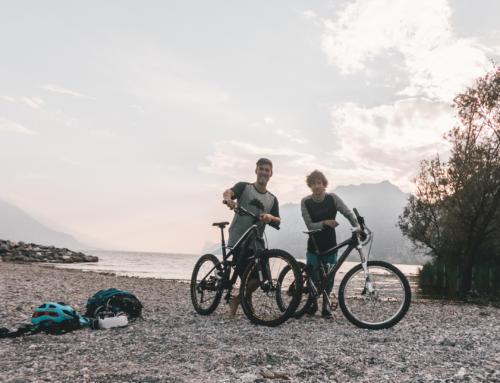 Transalp: Mit dem Mountainbike von München durchs Zillertal und die Dolomiten zum Gardasee
