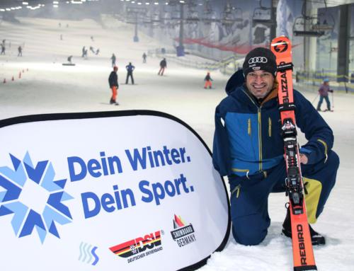 """Wertvoller Austausch über die Zukunft des Wintersports: Dein Winter. Dein Sport. Symposium """"Faszination Wintersport"""" im Alpenpark Neuss"""