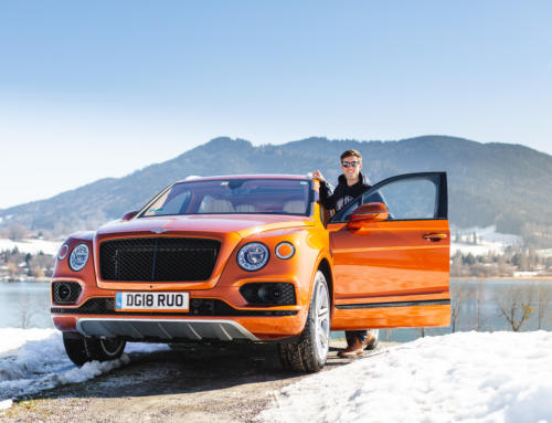 Außergewöhnlicher Skiurlaub in der Bentley Motors Lodge in Kitzbühel