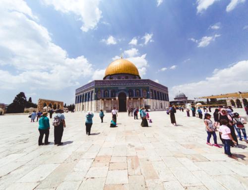 7 TAGE ISRAEL – 7 Orte & 1000 Eindrücke
